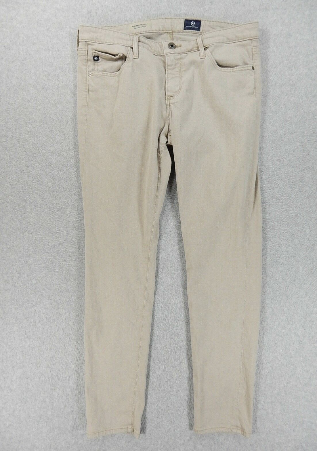 Adriano goldschmied THE LEGGING Super Skinny Ankle Jeans (Womens 30R) Tan