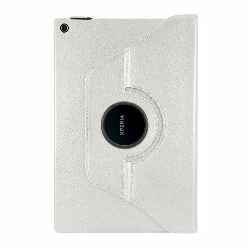 COVER FOR SONY XPERIA TABLET Z2 SWIVEL 360º WHITE