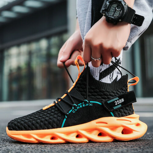 Men/'s Ultralight Sport Sneakers Casual Athletic Running Shoes Breathable Outdoor