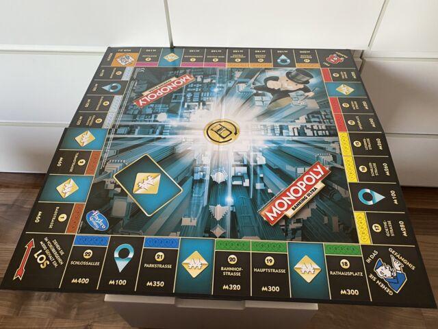 Monopoly Banking Ultra Spielplan Ersatz Neu