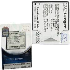 Batteria sostitutiva GNN018SL X-Longer per NGM WeMove Wilco 1850mAh BL-44 nuova