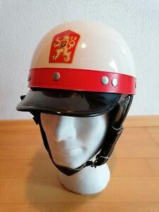 Tschechische Republik 1973 Polizei Einsatz und Motorrad ungetragen RAR