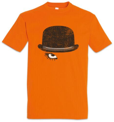 Alex Eye T-Shirt A Alex Clockwork Droogs Alexander Orange DeLarge Eyes