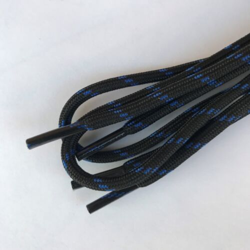3 pairs boot shoe laces for hiking work 36 38 40 42 44 45 46 48 50 52 54 56 inch