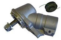 Winkelgetriebe + Fadenkopf Passend Für Stihl 420 360 Freischneider