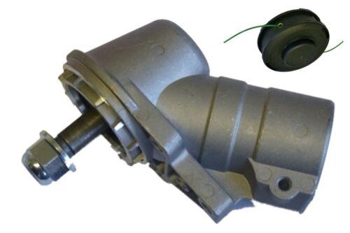 Ángulo engranajes cabezal de hilo adecuado para Stihl FS 420 360 desbrozadora