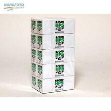 ILFORD HP5 Plus 400 Schwarzweißfilm, 120, 10 Stück