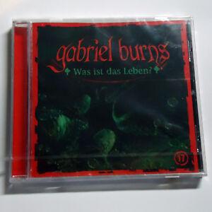 Gabriel-Burns-17-Was-ist-das-Leben-Hoerspiel-CD-2006-NEU