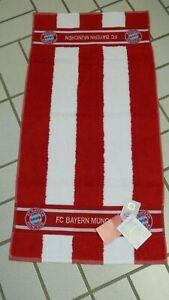 FC Bayern Handtuch Frottier