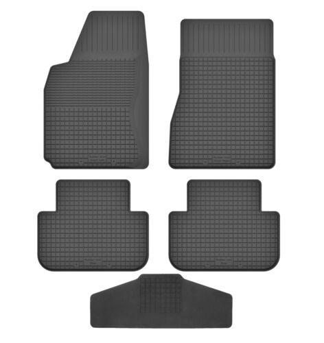 Fußmatten für Nissan Primera 2002-2007 P 12 P12 Gummi Gummimatten