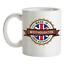 Made-in-Westhoughton-Mug-Te-Caffe-Citta-Citta-Luogo-Casa miniatura 1