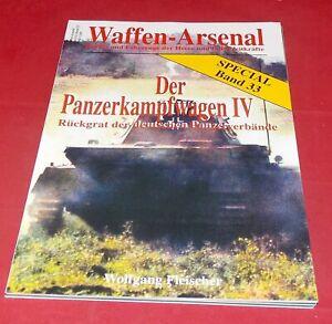 WA Special 33 Der Panzerkampfwagen IV Rückgrat der deutschen Panzerverbände