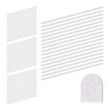 68 x Anti Rutsch Streifen, Antirutschsticker 60 cm, Rutschstreifen selbstklebend