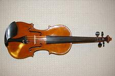 Kleine 4/4 (7/8) deutsche Violine Geige small german violin