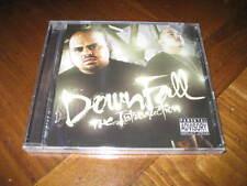 Chicano Rap CD Downfall the Introduction - Big Dave Lyrik Nino Brown Lil Blacky