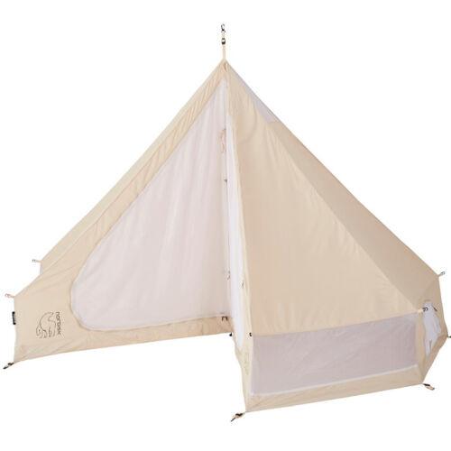 Nordisk Asgards 7.1 Basic Cabin Technical Cotton Tente intérieure cabine
