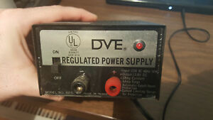 DVE-Regulated-Power-Supply-RPS-412-TESTED-WORKS