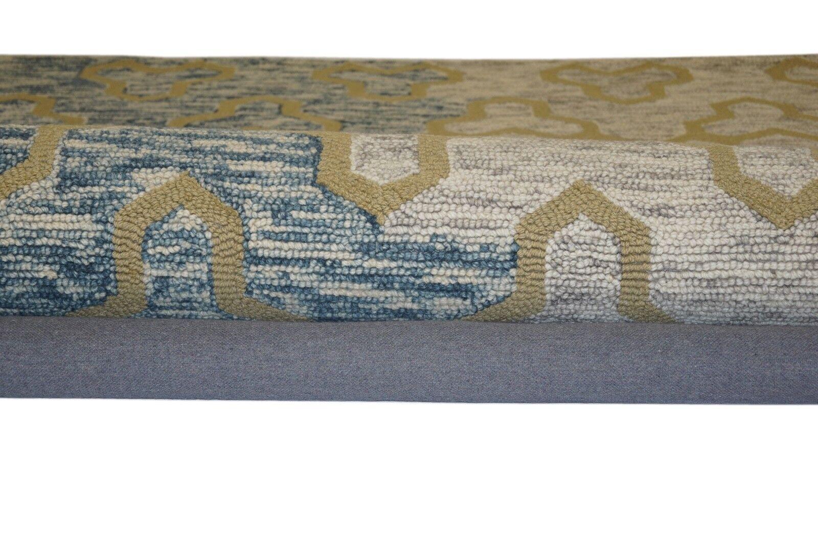 Designer Tapis 150x240 cm à la main ~ 100% 100% 100% Laine-handgetuftet Loop | Nouvelle Arrivée  8d6761
