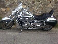 Harley Vrod Hard Saddlebags Rare Vrsca Chrome