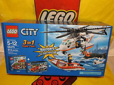 RARE LEGO City 66475 SUPER PACK - NEW - SEALED BX11