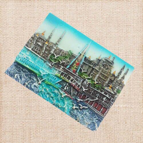 Istanbul Landschaft Kühlschrankmagnet Fridge Magnet Aufkleber Küche DIY Geschenk