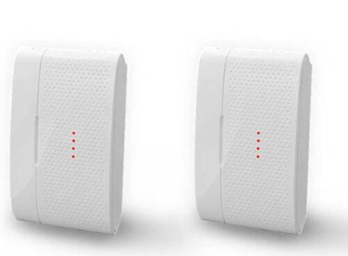 Wireless Alarm System Door Window Sensor Magnetic Detector Home Shop Security