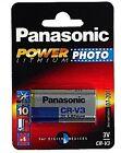 20 X Panasonic Cr-v3 Lithium Photo Batteries