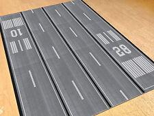 Model Airport Full Runway Mat/Foil - 1/500 and 1/400 scale