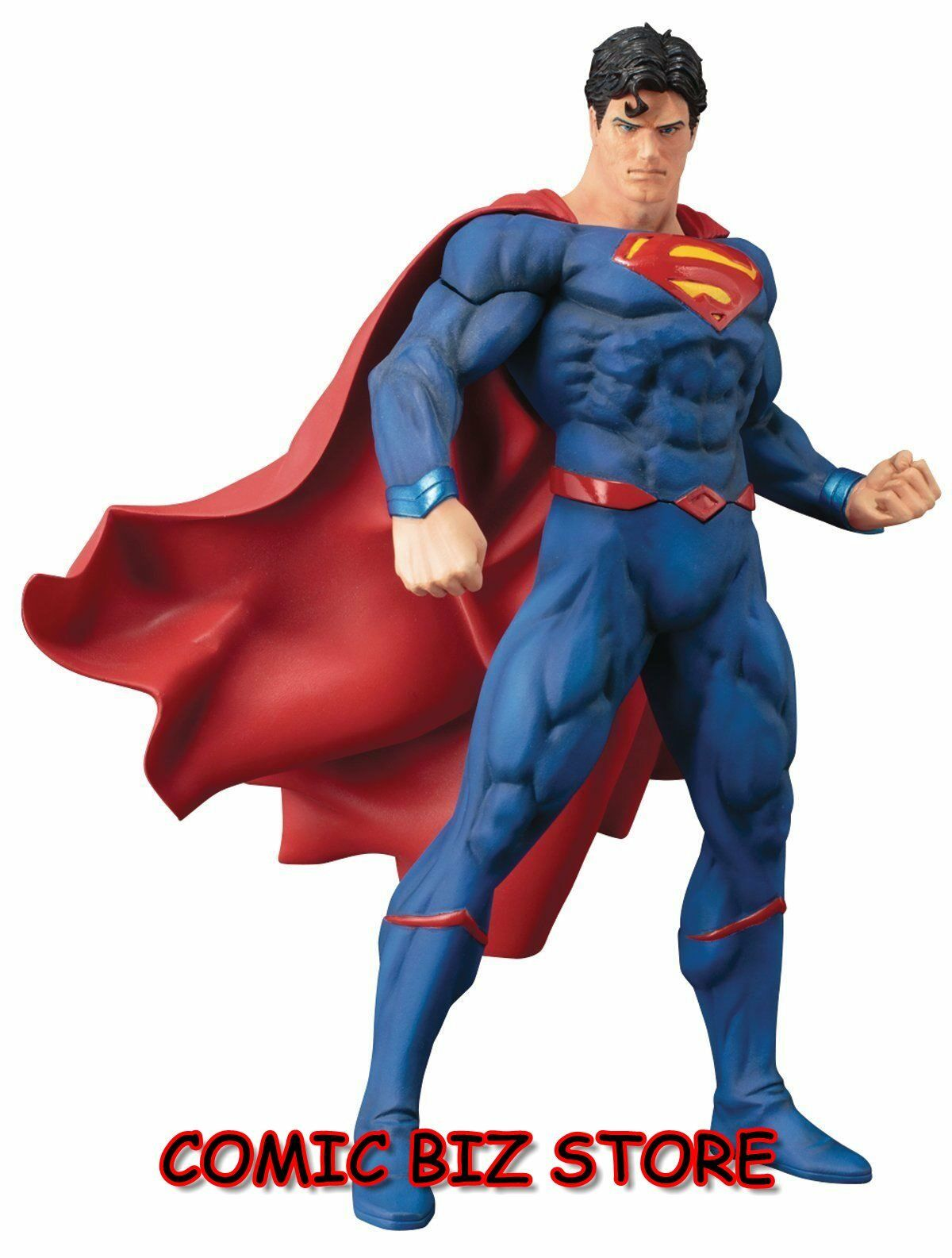 DC COMICS SUPERMAN REBIRTH ARTFX+ STATUE (2017) 1 10 SCALE FIGURE