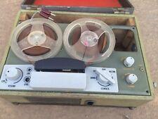 registratore radio bobbine fonovaligia anni 50 introvabile simile a geloso