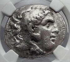ALEXANDER III the GREAT 282BC Magnesia Tetradrachm Silver Greek Coin NGC i59932