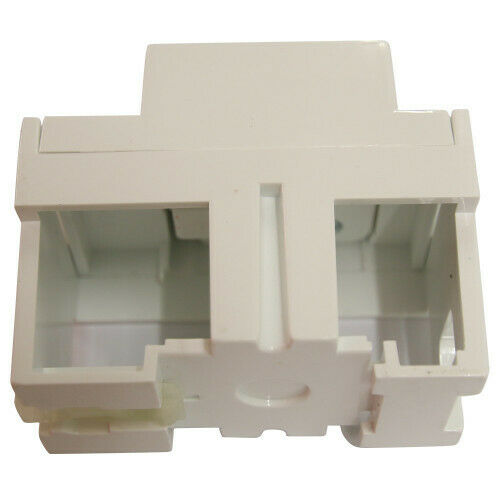 DIN Rail Switch Holder Electrical Switchboard Mounting