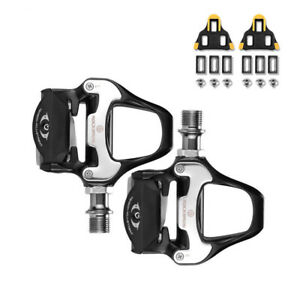 RockBros-Road-Bike-Clipless-Bicycle-Self-locking-Pedals-with-SPD-SL-Cleats