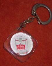 Porte-clé KeyFob Cigarettes Nationales De LUXE .... BON ETAT !!!