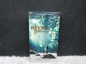 1993-A-River-Runs-Through-It-Starring-Robert-Redford-Columbia-Pictures-VHS-Tape