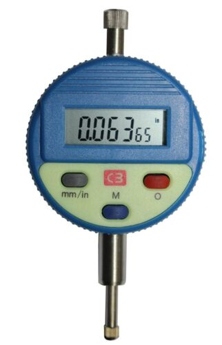 """0-.6/"""" Electronic Digital Indicator Reads.00005/"""" Accuracy is .0003/"""" 50154"""