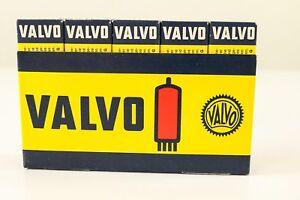 1-x-VALVO-PCF-802-Roehre-OVP-neuwertig-unbenutzt-Lagerbestand-NOS-Radio-Tube