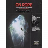 National Speleologic On Rope 2nd Edition Hb - For Caving, Search, Rope Rescue