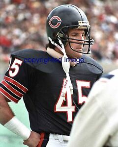 best sneakers ca446 23b82 Details about Gary Fencik 1976-87 Chicago Bears Color 8x10 B
