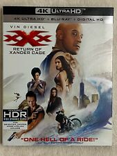Xxx Return Of Xander Cage Blu Ray Disc 2017 3d For Sale Online Ebay