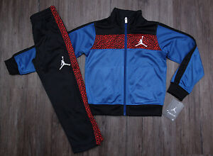 cff03aa9540ee5 Air Jordan Baby Boy Jogging Set ~ Tracksuit ~ Black