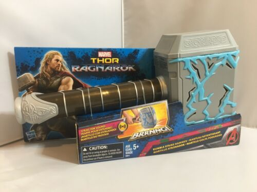 Hemsworth HASBRO MARVEL AVENGERS Legends Thor Ragnarok Rumble marteau