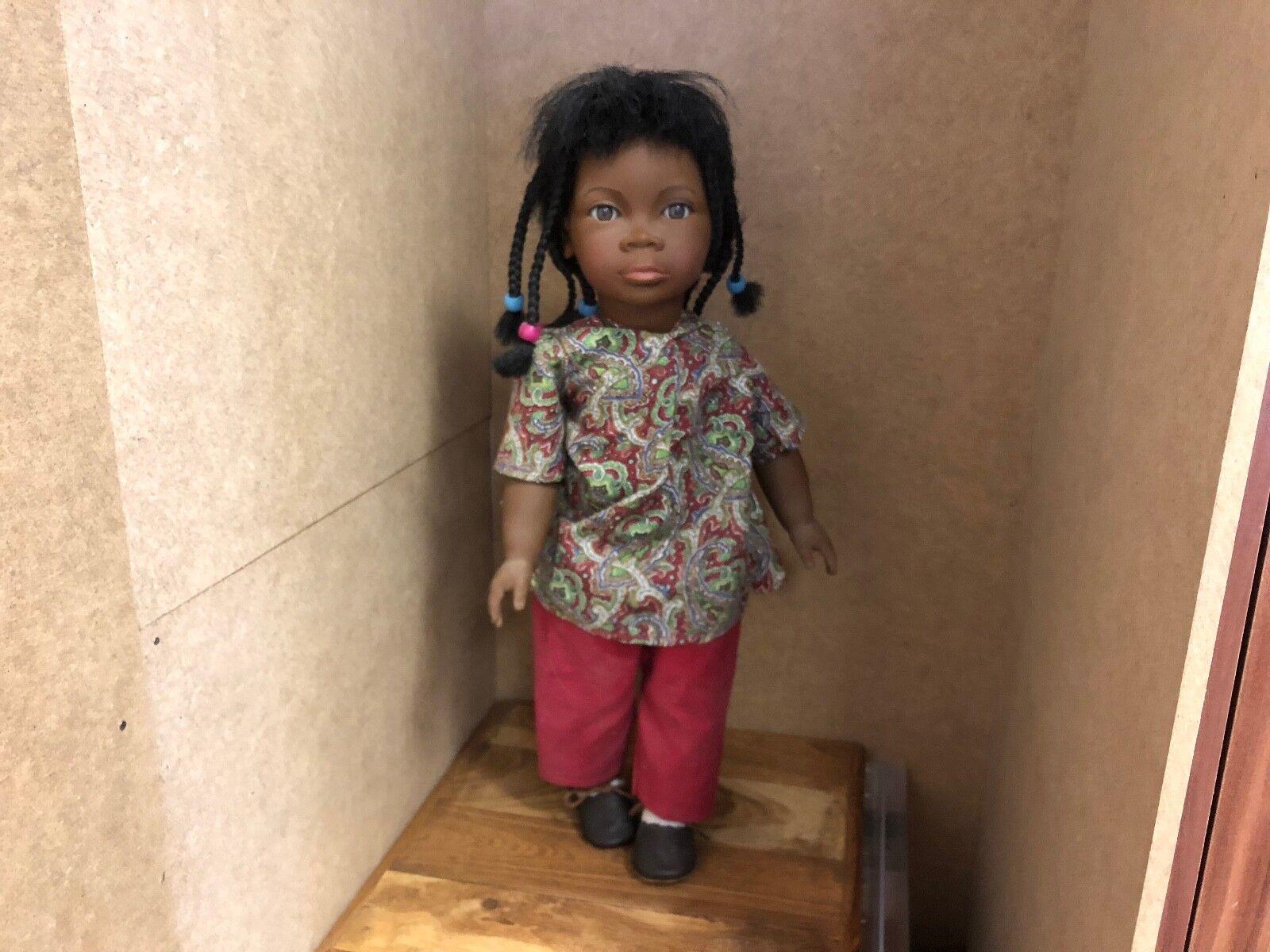 Pamela Erff Vinyl Puppe 55 Cm Dolls Top Zustand Dolls & Bears