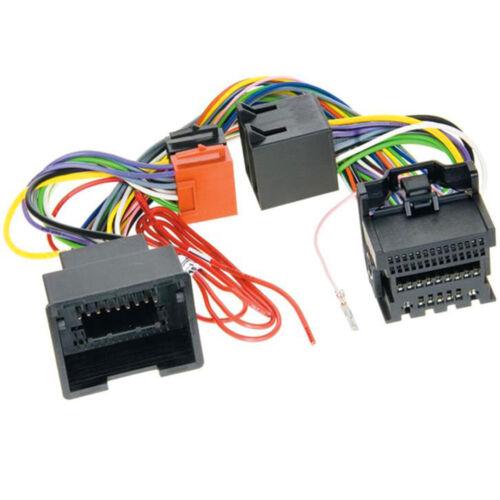 57-1244 Adapterkabel ISO Einspeisung Parrot FSE Adapter für Opel Mokka ab 2012