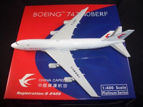 """*AIRSTORE* Phoenix 1:400 Diecast China Cargo Airlines B747-400ER /""""B-2426/"""" RARE"""