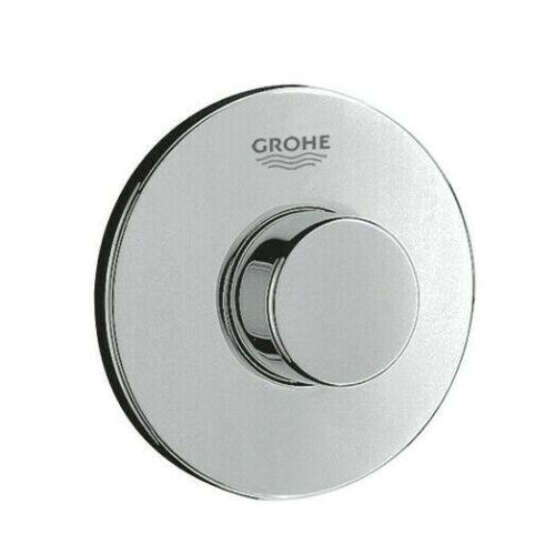 Grohe 37761000 Skate ABS Chrome Plated Flush Button /& Air Hose Adagio BNIB