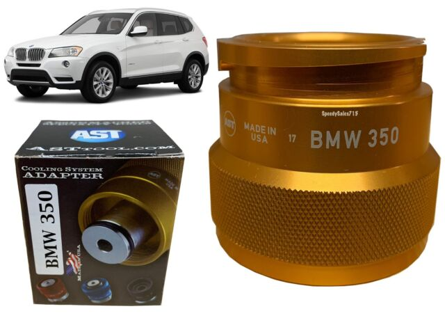 Assenmacher Specialty Tools BMW 350 Tank Adaptor for BMW