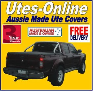 Nissan-Navara-Dual-Cab-STR-D22T-With-Factory-Sport-Bar-Ute-Tonneau-Cover-09-15