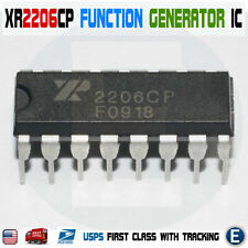 Xr2206cp Dip 16 Xr2206 2206cp Monolithic Function Generator Ic Dip 16 Usa
