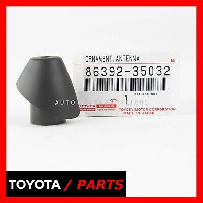 New Genuine OEM Toyota 2007-2014 FJ Cruiser Antenna Ornament 86392-35032